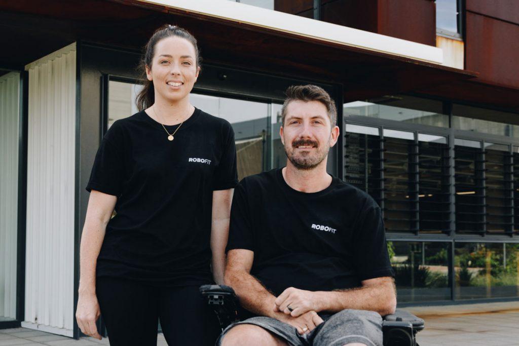 Maryanne Harris & Daniel Hillyer RoboFit
