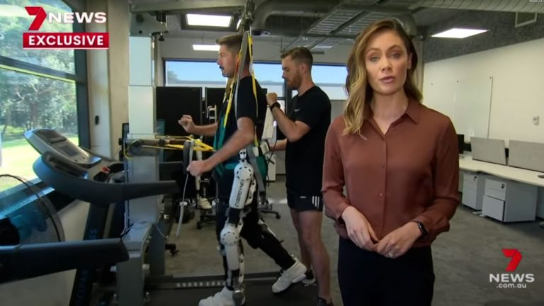 RoboFit New technology helping people walk again